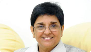 A Meeting with Kiran Bedi