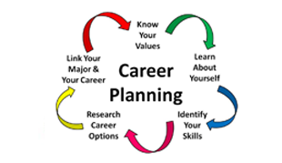 Career planning and average scores