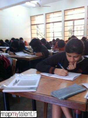 Aptitude Test at SPV, Delhi